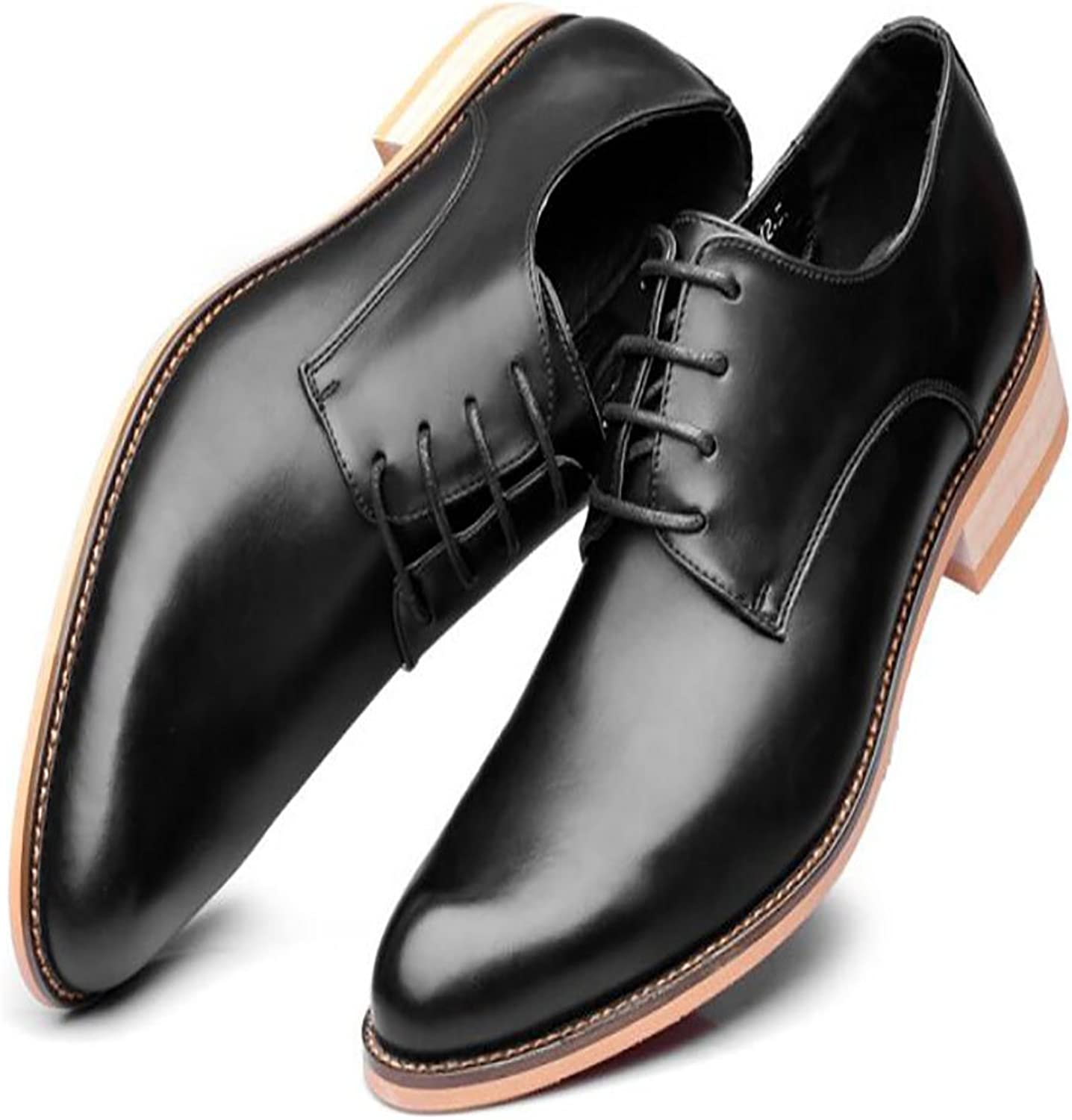 e0ea2089398 JIANF Men's Leather shoes Bullock Carved Men's Formal Men's British Fashion  Casual shoes shoes shoes nwpbfu3662-New Shoes
