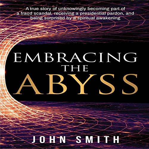 Embracing the Abyss audiobook cover art