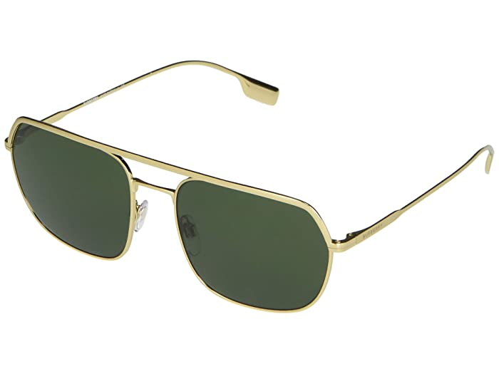 Burberry  0BE3117 (Gold/Green) Fashion Sunglasses