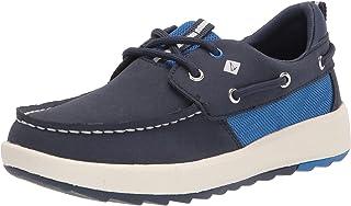 Unisex-Child Fairwater Plushwave Boat Shoe