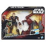 Hasbro- Star Wars Hero Mashers Jedi Speedwalker Anakin Skywalker Speeders Figure, B3831