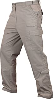CONDOR 608 Sentinel Tactical Pants - Lightweight Ripstop Khaki 34X30