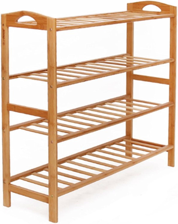 Rack Nanzhu Racks Assembled Multi-Storey shoes Storage Shelves Home Storage Cabinets (Size   100  26  72cm)
