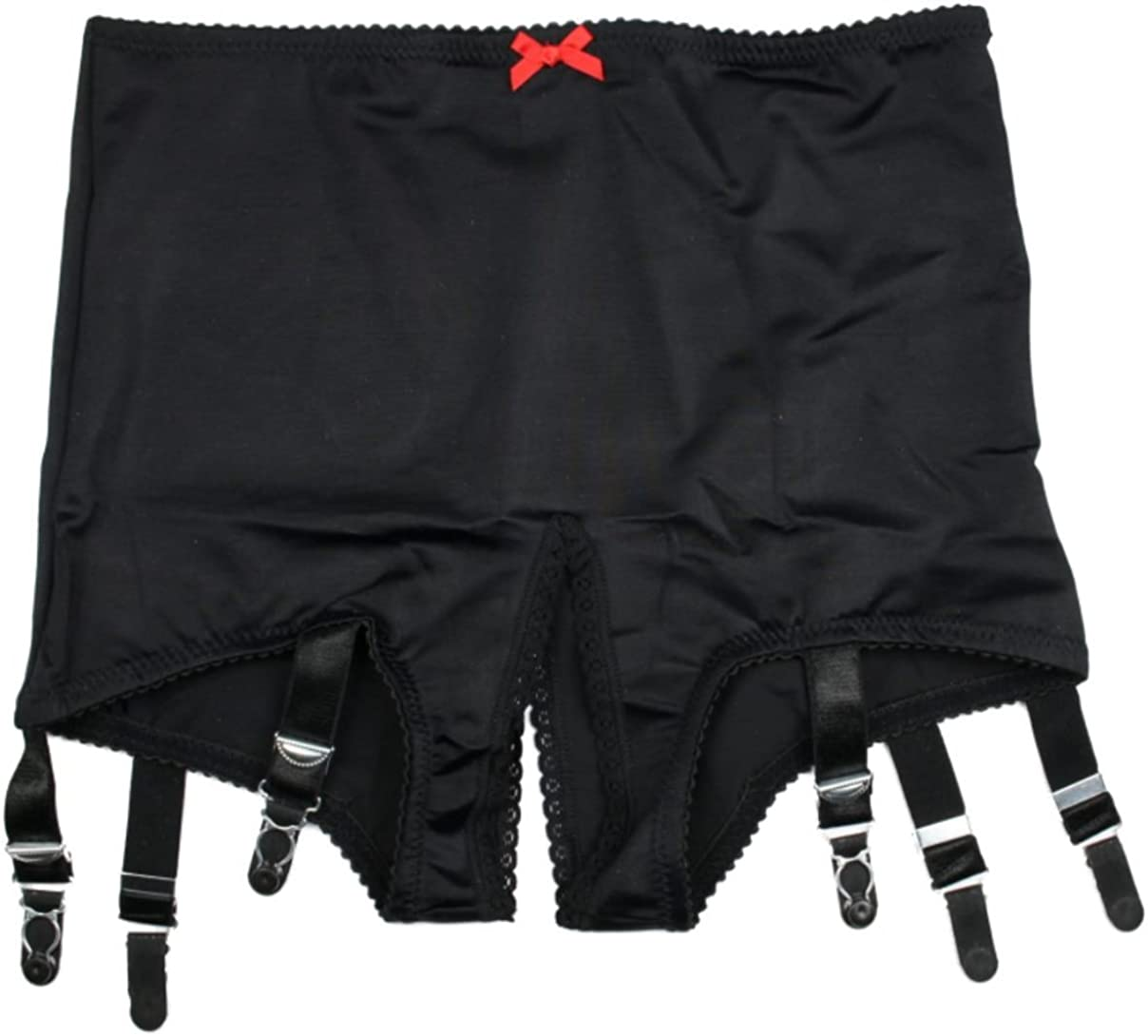 Nancies In a popularity Lingerie 'Crotchless' Ranking TOP8 Entice Girdle 6 Garter with Straps