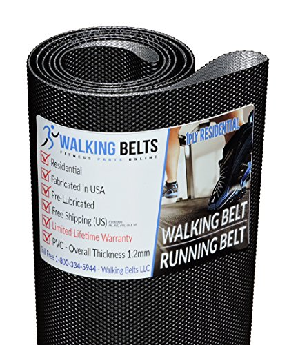 WALKINGBELTS Walking Belts LLC - SportCraft Tx 400 (95') Treadmill Walking Belt + Free 1oz Lube