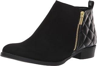 NINE WEST Kids' Cahra Zip Ankle Boot