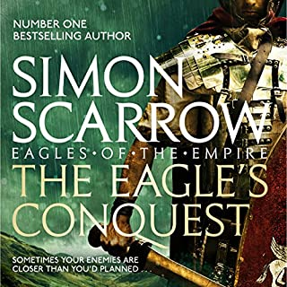 The Eagle's Conquest cover art