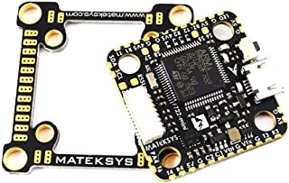 Mateksys Flight Controller F722-Mini OSD Dual Gyro/Acc 32M Flash 5V/2A BEC Black Box for RC FPV Racing Drone
