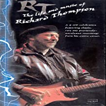 Best rt the life and music of richard thompson Reviews