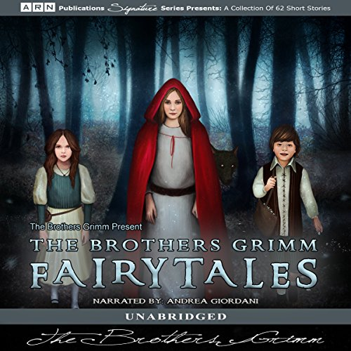 The Brothers Grimm Fairy Tales cover art