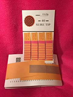 pull tab tickets