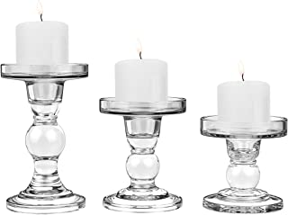 Best glass block candle holders Reviews