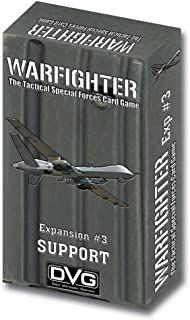 Warfighter – The Tactical Special Force Card Game: Expansion 3 - Support