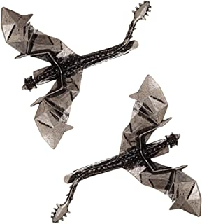 Harry Potter Hungarian Dragon Hair Clips