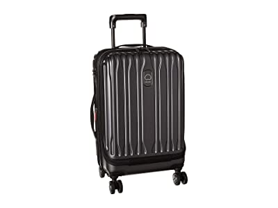 Delsey Chromium Lite International Expandable Spinner Carry-On (Graphite) Carry on Luggage