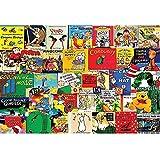 Puzzle de 1000 Piezas - Tiempo de Cuentos - Adultos, Adolescentes, niños, Rompecabezas Grande, Juguetes, Regalo, Educativo, Intelectual, descompresión, Divertido Juego Familiar