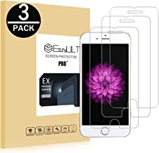 EasyULT Pellicola Protettiva per iPhone 6/ iPhone 6S [3-Pack], Pellicola Protettiva in Vetro Temperato per iPhone 6/iPhone 6S