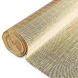 SHRMBS147 Estores De Bambú, Persianas De Bambú Al Aire Libre a Prueba De Sol e Impermeables, Persianas Interiores y Exteriores De Puertas/Ventanas/Balcones/Terrazas (100x200cm(39x79in),bambú)