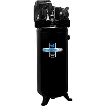 Industrial Air Twin Cylinder Air Compressor