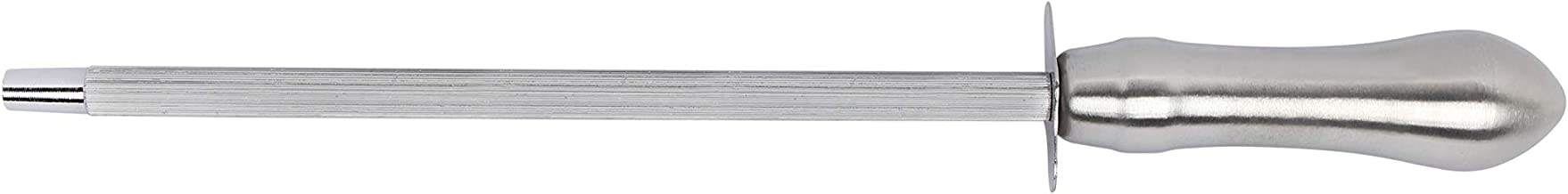 Wiltshire 41321 Wiltshire Stainless Steel Knife Sharpening Rod, Silver