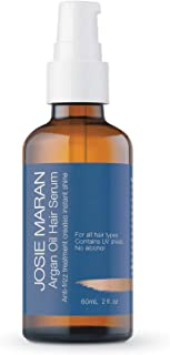 Best josie maran argan oil hair serum 2 oz Reviews