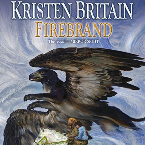 Firebrand audiobook cover art