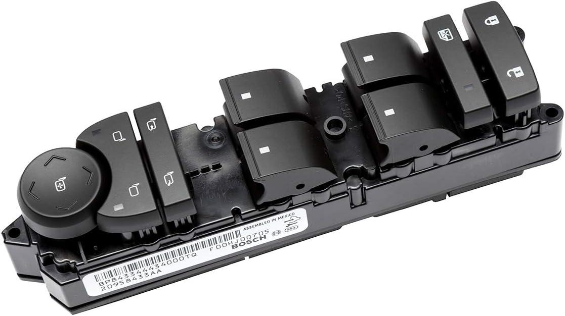 GM Genuine Parts 20958433 Max 40% OFF Driver Side Switc Lock Sale price and Window Door