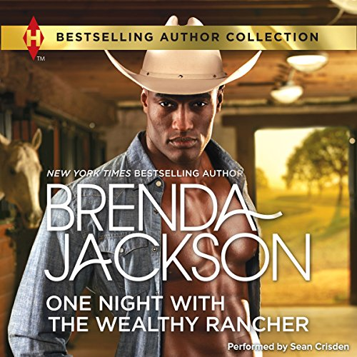 One Night with the Wealthy Rancher audiobook cover art