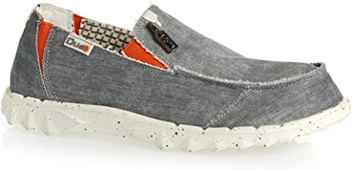 Hey Dude Mens Farty Funk Canvas schuhe