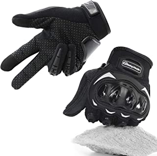 COFIT Motorcycle Riding Gloves for Men, Tactical Gloves for Army, Combat, Motorbike Racing, ATV Riding, Climbing, Hiking and Other Outdoor Sports - M/L/XL
