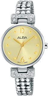 Alba Watch for Women, Analog, Stainless Steel - AH8269X1