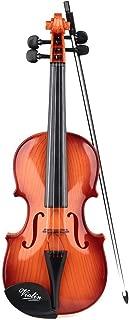 PIXNOR Violin Toy Mini Music Violin Wonderful Gift Kids Toy