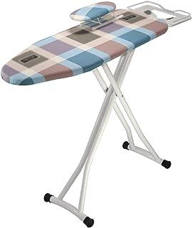 Ironing Boards CDingQ Table à repasser légère et moderne réglable en maille d'acier pour maison, hôtel, buanderie, chambre...