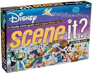 Scene It? Disney Edition DVD Game