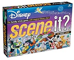 Disney Scene it game perfect for playing with holiday guests