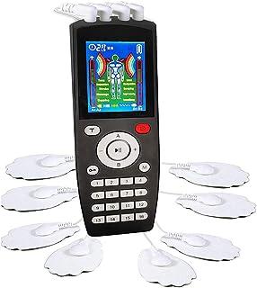 Mini Masajeador Y Estimulador, Electroestimulacion, Electrodos Para Tens, Tens Fisioterapia, Electroestimulador Digital Muscular, Electroestimulador Tens, Gimnasia Pasiva, Tens Ems Electroestimulador