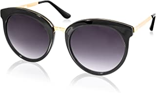 AQS Womens Poppy Angular Sunglasses