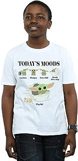 Star Wars Niños The Mandalorian The Child Moods Camiseta