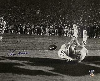 Roger Staubach Autographed Photo - 16x20 BAS 15402 - Beckett Authentication - Autographed NFL Photos
