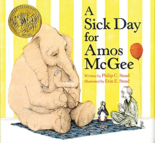 A Sick Day for Amos Mcgee (MacMillan Young Listeners Story Time Sets)
