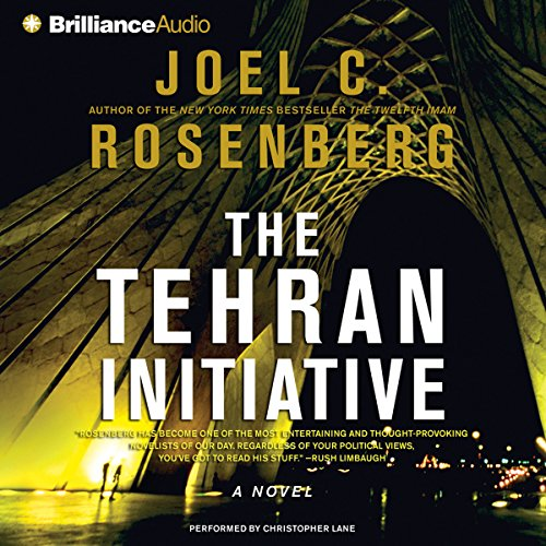 The Tehran Initiative audiobook cover art