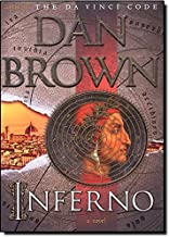 Inferno by Dan Brown - Hardcover