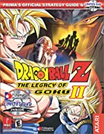 Dragon Ball Z - The Legacy of Goku II d'Eric Mylonas