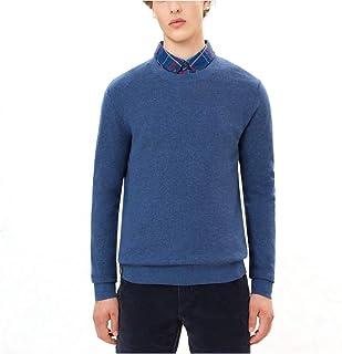 Suéter hombre cuello redondo N0YHXG176 DEBER