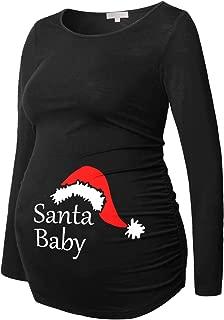 Best maternity christmas t shirt Reviews