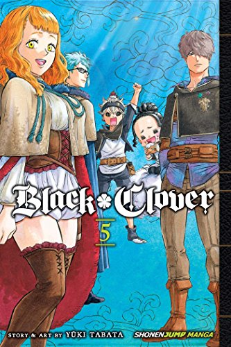 Black Clover, Vol. 5: Light