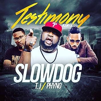 Testimony (feat. T.J, Phyno) [Remix]