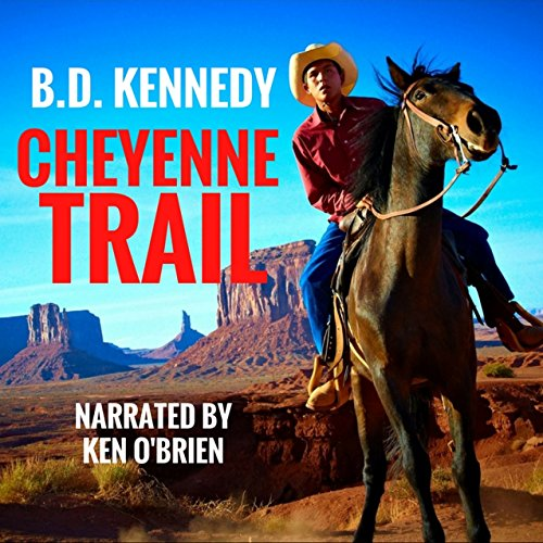 Cheyenne Trail audiobook cover art