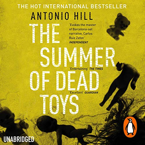 The Summer of Dead Toys cover art
