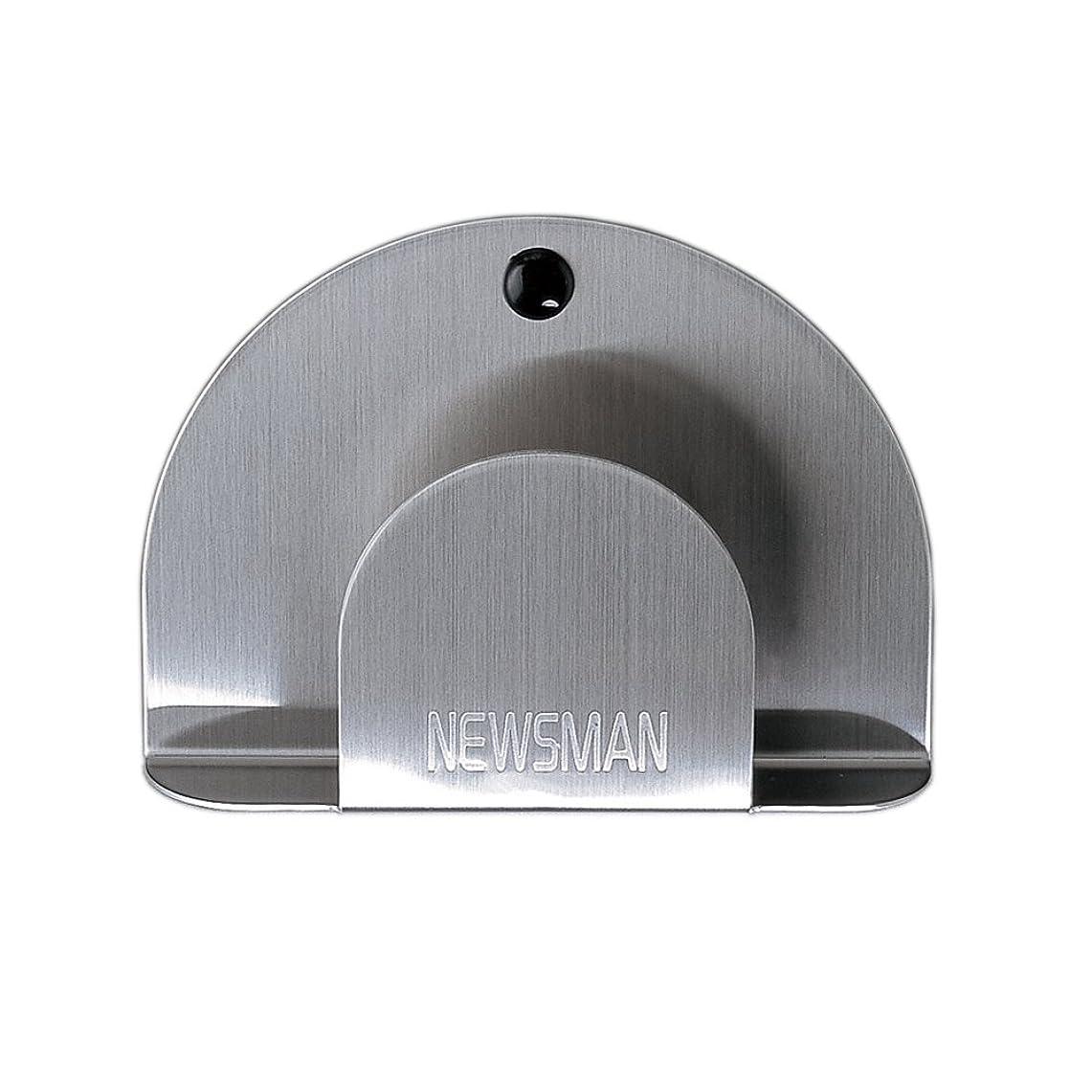 狂った三角形フローコーワソニア 新聞受 NM-10 ヘアーライン仕上げ 244-841
